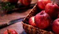 فوائد التفاح الاحمر قبل النوم .. وكيف يمكن تناول التفاح الاحمر