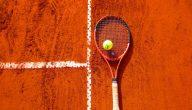 كرة التنس .. معلومات ومواصفات كرة التنس ومتى تفقد كرة التنس خصائصها؟