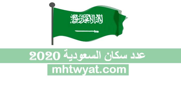 عدد سكان السعودية 2020 موقع محتويات