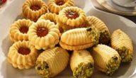 حلويات العيد بالصور والمقادير