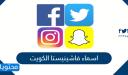 اسماء فاشينيستا الكويت