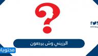 الرزيني وش يرجعون .. اصل قبيلة الرزيني من وين