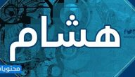 معنى اسم هشام Hisham وصفات حامل الاسم