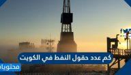 كم عدد حقول النفط في الكويت .. تاريخ النفط في الكويت