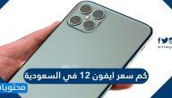 كم سعر ايفون 12 في السعودية … متى ينزل ايفون 12 الجديد