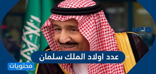 كم عدد اولاد الملك سلمان بالترتيب وعدد زوجاته واخوته بالتفصيل موقع محتويات