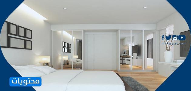 غرف نوم مودرن 2020 كاملة