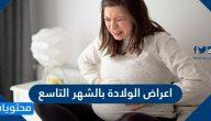 اعراض الولادة بالشهر التاسع واهم التطورات التي يمر بها الجسم