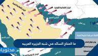 ما المناخ السائد في شبه الجزيره العربيه