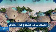 ما معنى كورال بلوم؟ الذي استوحى من الطبيعة البحرية السعودية
