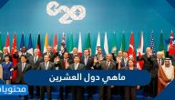 ما هي دول العشرين وما هي أهدافها