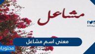 معنى اسم مشاعل وصفات حاملته وحكم تسميته في الإسلام