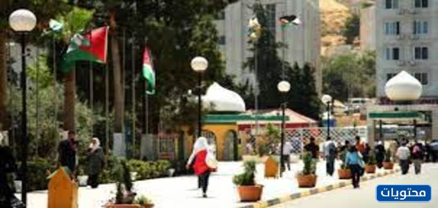 Universidad de jordan