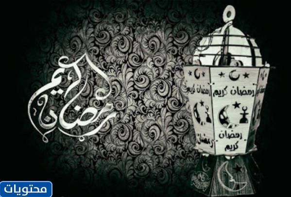 عبارات جميلة عن شهر رمضان (4) 