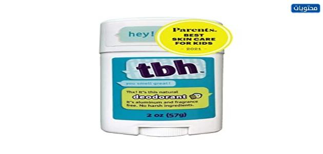مزيل عرق من تي بي إتش للاطفالFairy Tales TBH Kids Deodorant