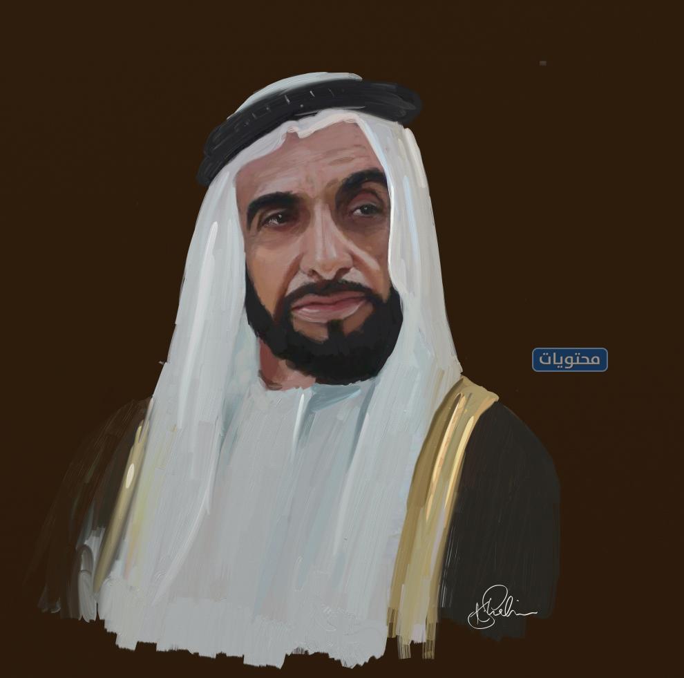 صور الشيخ زايد آل نهيان